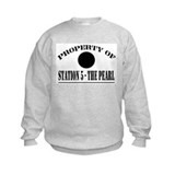 Property Of The Pearl Sweatshirt
