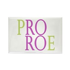 Pro Roe Rectangle Magnet (100 pack)