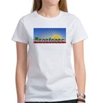 Cielo Azul de Zacatecas Women's T-Shirt