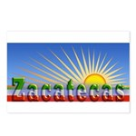 Cielo Azul de Zacatecas Postcards (Package of 8)