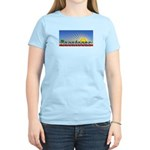 Cielo Azul de Zacatecas Women's Light T-Shirt