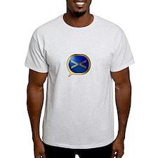 BlueCrush Gold - >< T-Shirt