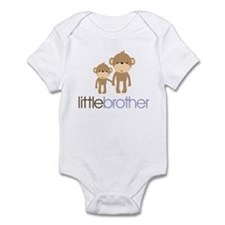 Little Brother Monkey Onesie