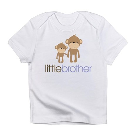 Little Brother Monkey Infant T-Shirt