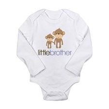 Little Brother Monkey Baby Outfits