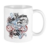 One Nation - Blessed Coffee Mug