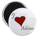 I love Adrian Magnet