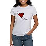 I love Adrian Women's T-Shirt