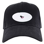 Girl Power 3 Karate Black Cap