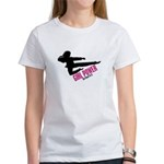 Girl Power 3 Karate Women's T-Shirt