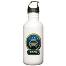 COPS Water Bottle