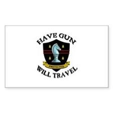 Have Gun Decal