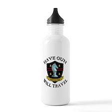 Have Gun Water Bottle