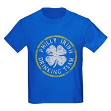 Philly Irish Drinking Team T