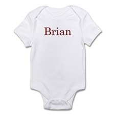 Brian Infant Bodysuit