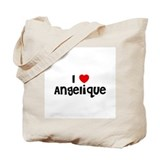I * Angelique Tote Bag
