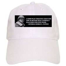 Patton - A Good Plan Baseball Cap