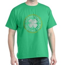 Murphy Irish Drinking Team T-Shirt