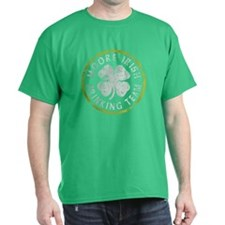 Moore Irish Drinking Team T-Shirt