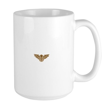 Spark Roast Coffee Large Mug (Right-handed)