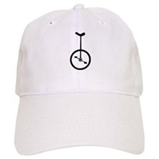 Unicycle Baseball Cap