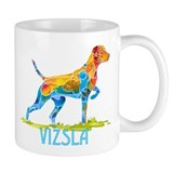 Vizsla on Point Gifts Small Mug