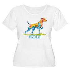 Vizsla on Point Gifts T-Shirt