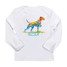Vizsla on Point Gifts Long Sleeve Infant T-Shirt