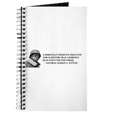 Patton - A Good Plan Journal