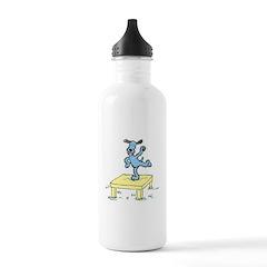 Table Dance Water Bottle