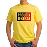 Proudly Liberal T