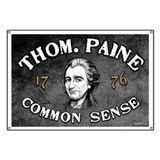 Thomas Paine - Common Sense Banner