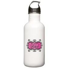 Pink Sassy Bitch Water Bottle