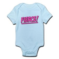 ANTM Fierce! Comic Infant Bodysuit