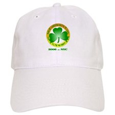 Paddy's Day NYC Baseball Cap