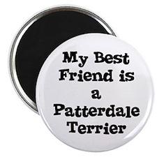 My Best Friend is a Patterdal Magnet