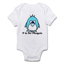 P is for Penguin! Infant Creeper