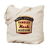 Nash Rambler Hudson Service Tote Bag