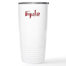 Red Bipolar Travel Mug