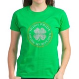 Irish Pride Drink Up Bitches Tee