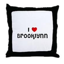 I * Brooklynn Throw Pillow