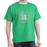 Irish Girls Drinking Team T-Shirt