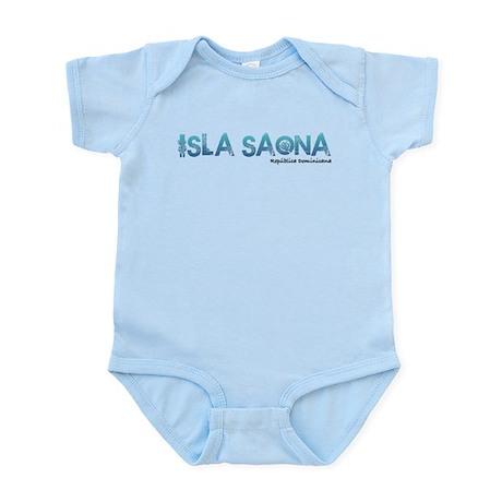 Isla Saona Coral Reef Infant Bodysuit