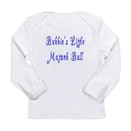 Little Matzah Ball Long Sleeve Infant T-Shirt