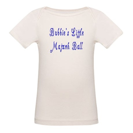 Little Matzah Ball Organic Baby T-Shirt