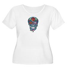 Skull & Rose T-Shirt
