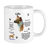 Collie 2 Small Mug