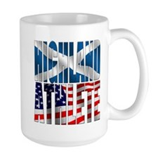 Highland Athlete Mug