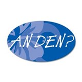 An Den? Wall Decal