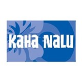 Kaha Nalu Wall Decal